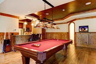 pool table room sizes in knoxville content