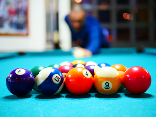 pool table setup in knoxville content