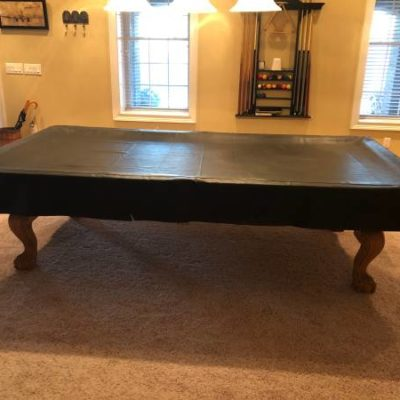 4' x 8' Innsbrook Golden West Pool Table