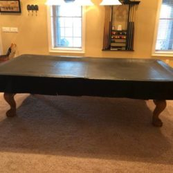 4' x 8' Innsbrook Golden West Pool Table (SOLD)