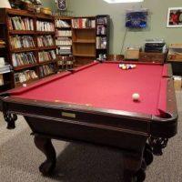 Nice Pool Table For Sale