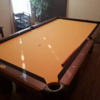 Pool Table Golden West 4x8