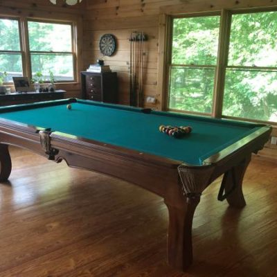 Billiards Table, 9 ft