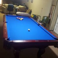 Augusta 8Ft Pool Table