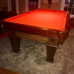 Very Nice Pool Table Billiards