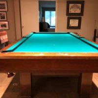 Hawthorn Pool Table