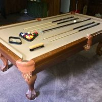 Like New 8Ft. Connelly Pool Table
