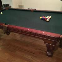 Cannon Pool Table