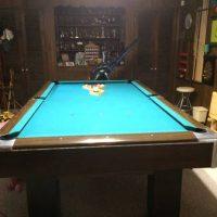 9' Pool Table