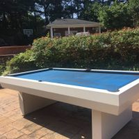 8Ft Outdoor Pool Table