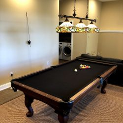 Olhausen Americanna II Pool Table & Accessories