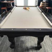 Classy 9' Bellagio Slate Table For Sale
