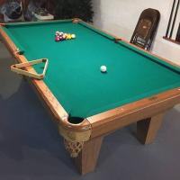 8' Connelly Pool Table For Sale