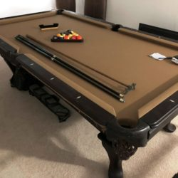 AMF Aberdeen 8' Pool Table in Jefferson City