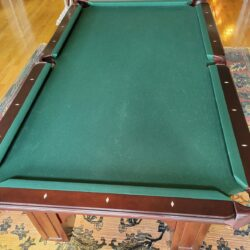 "Olhausen ""REMINGTON"" 8' Pool Table"